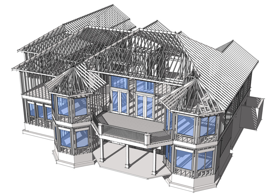problems solved by home building software - House Construction Program
